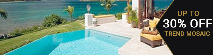Trend Mosaic Pool Tiles 30% Off