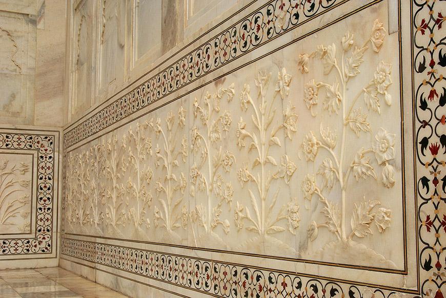 Taj Mahal Marble Stone