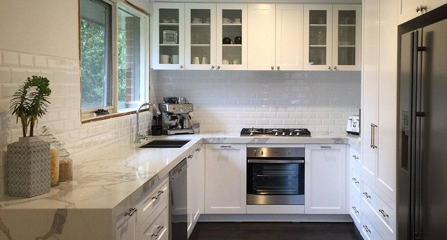 Subway Tile Kitchen Backsplash Tile